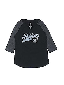 NFL 3/4 Sleeve T-Shirt Size 6 - 7