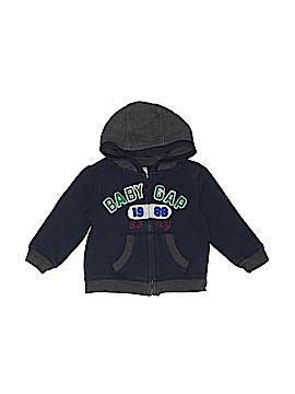 Baby Gap Zip Up Hoodie Size 18-24 mo