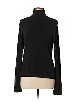 Barry Bricken Silk Pullover Sweater Size L