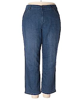 Gloria Vanderbilt Jeans Size 22W SHORT  (Plus)
