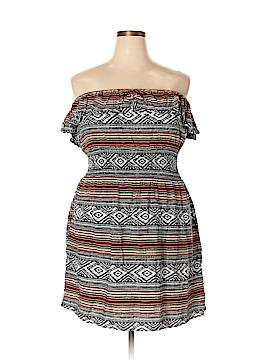 Wet Casual Dress Size 2X (Plus)