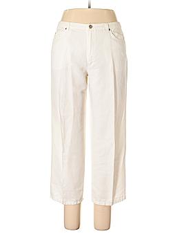So Blue Sigrid Olsen Casual Pants Size 12
