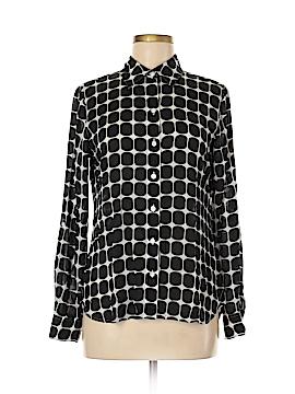 Foxcroft Long Sleeve Blouse Size 8