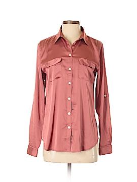 Ann Taylor LOFT Long Sleeve Blouse Size S