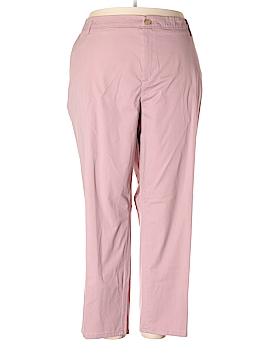 Liz Claiborne Khakis Size 28 (Plus)