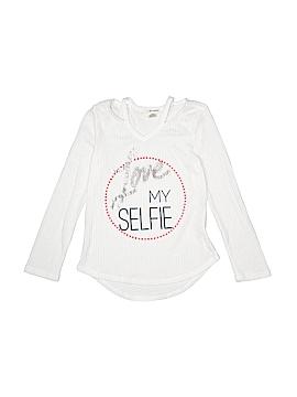 Self Esteem Long Sleeve Top Size M (Kids)