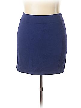 Faith 21 Casual Skirt Size 2X (Plus)