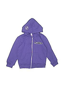 American Apparel Zip Up Hoodie Size 6