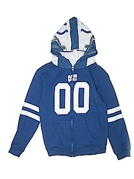 NFL Zip Up Hoodie Size 10 - 12