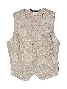 Tina Hagen Tuxedo Vest Size M