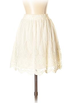 Francesca's Casual Skirt Size S