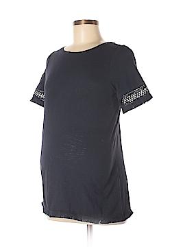 Ann Taylor LOFT Maternity Short Sleeve T-Shirt Size XS (Maternity)