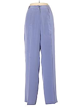 Stephanie Andrews Silk Pants Size 8
