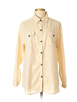 FRYE Long Sleeve Button-Down Shirt Size XL