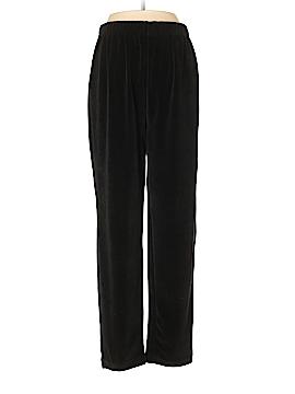 DressBarn Velour Pants Size M