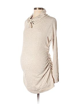 Liz Lange Maternity for Target Sweatshirt Size S (Maternity)