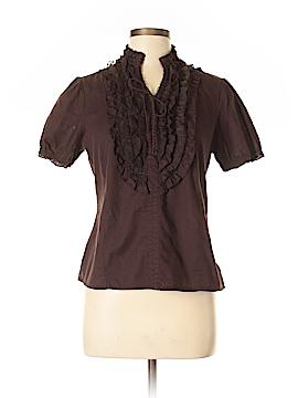 Paniz Short Sleeve Blouse Size L