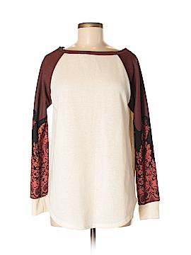 Sun & Moon Pullover Sweater Size M