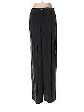 DKNY Silk Pants Size L