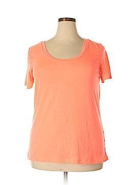 American Dream Short Sleeve T-Shirt Size 2X (Plus)