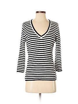 Jeanne Pierre 3/4 Sleeve T-Shirt Size M