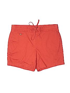 Lands' End Khaki Shorts Size 10 (Petite)