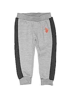 U.S. Polo Assn. Sweatpants Size 12 mo