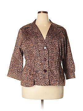 Joan Rivers Jacket Size 2X (Plus)