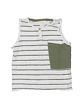Zara Kids Sleeveless T-Shirt Size 3 - 4