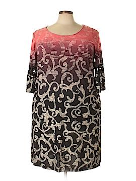 Catherines Casual Dress Size 1X 18/20W (Plus)