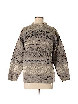 Eddie Bauer Wool Pullover Sweater Size S (Petite)