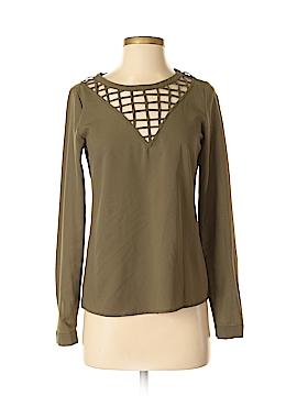 Vestique Long Sleeve Blouse Size S