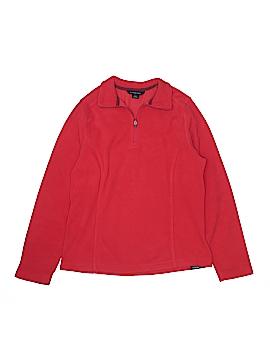 Lands' End Fleece Jacket Size 2 - 4