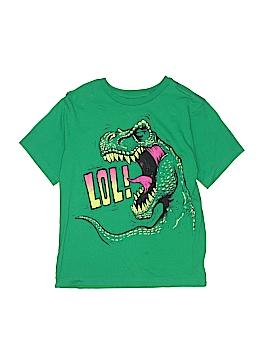 Authentic Place Short Sleeve Button-Down Shirt Size L (Infants)