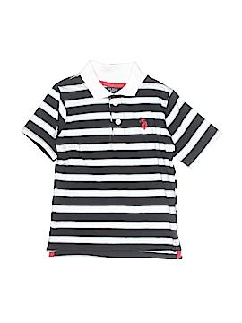 U.S. Polo Assn. Short Sleeve Polo Size 3T