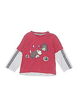 Pumpkin Patch Long Sleeve T-Shirt Size 3T