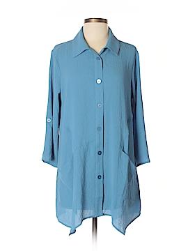 Joan Rivers 3/4 Sleeve Blouse Size XS