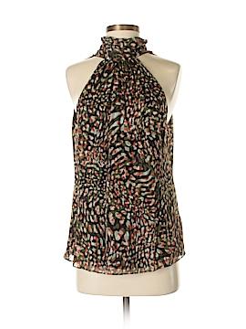 Ramy Brook Sleeveless Silk Top Size XS
