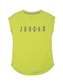 Jordan Short Sleeve T-Shirt Size M (Kids)