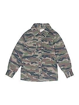 Peek... Denim Jacket Size M (Youth)