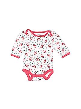 BabyGear Long Sleeve Onesie Size 3-6 mo