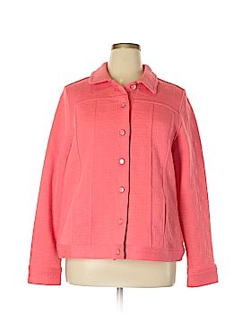 Isaac Mizrahi Jacket Size XL