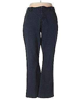 DG^2 by Diane Gilman Jeans Size 18 (Plus)