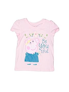 Peppa Pig Short Sleeve T-Shirt Size 3T