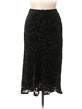 Silkland Silk Skirt Size 12