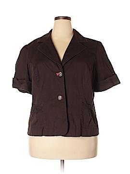 DressBarn Blazer Size 22W (Plus)