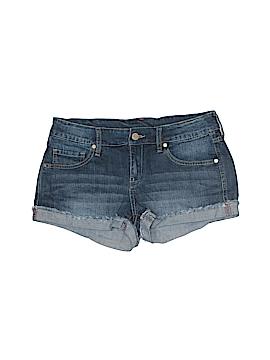 MNG Denim Shorts Size 4