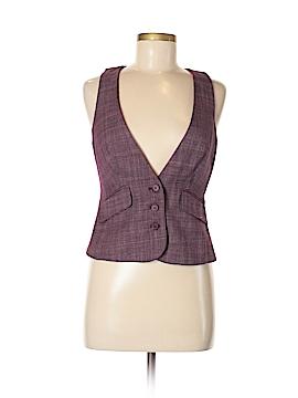 7th Avenue Design Studio New York & Company Tuxedo Vest Size 0