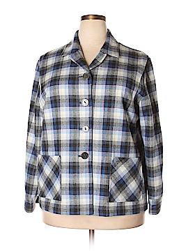 Pendleton Long Sleeve Button-Down Shirt Size 2X (Plus)
