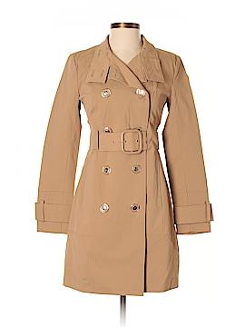7th Avenue Design Studio New York & Company Trenchcoat Size XS